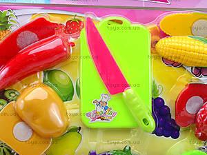 Набор игровой для детей «Фрукты и овощи», 6617-2, купить
