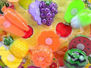 Набор игровой для детей «Фрукты и овощи», 6617-2, отзывы