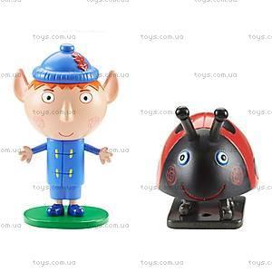 Набор фигурок Бен и Гастон серии «Маленькое королевство Бена и Холли», 30970, фото