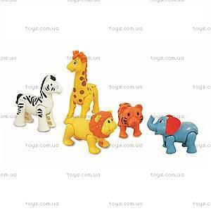Набор фигурок для игры «Дикие животные», 054106