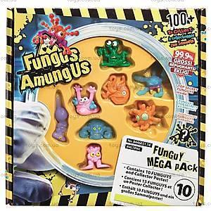 Набор фигурок Fungus Amungus S1 «Секретная лаборатория», 22512.4200