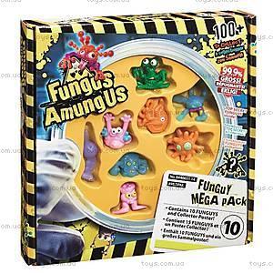 Набор фигурок Fungus Amungus S1 «Секретная лаборатория», 22512.4200, фото