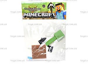 Набор фигурок героев Minecraft, 14159, фото