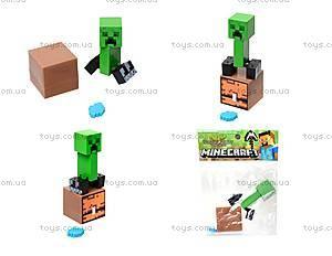 Набор фигурок героев Minecraft, 14159, отзывы
