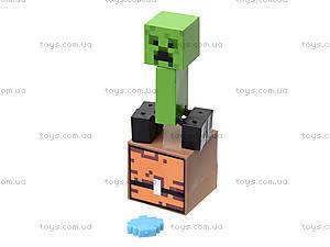 Набор фигурок героев Minecraft, 14159, цена