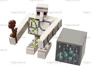 Набор фигурок героев Minecraft, 14159, магазин игрушек