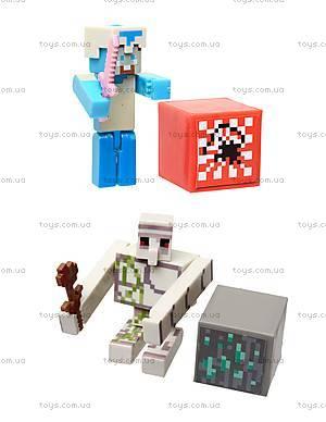 Набор фигурок героев Minecraft, 14159