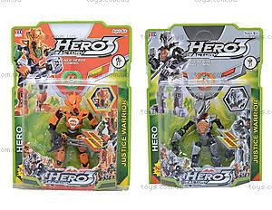 Набор фигурок Hero 3, 998-14