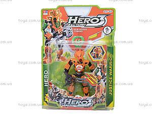 Набор фигурок Hero 3, 998-14, отзывы