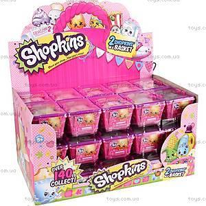 Набор фигурок Shopkins S2 «Корзинка», 56028, фото