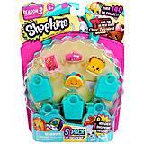 Набор фигурок Shopkins S3 «Великолепная пятерка», 56030, купить