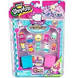 Набор фигурок SHOPKINS S6 «12 ДРУЗЕЙ ШОПКИНС», 56144, детские игрушки