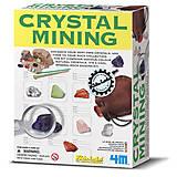 Набор «Геологические раскопки кристаллов», 00-03252, фото
