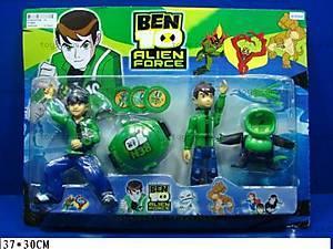 Набор героев «Бен 10», с аксессуарами, RY5593