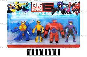 Набор героев «Big Hero 6», YLJ2689B