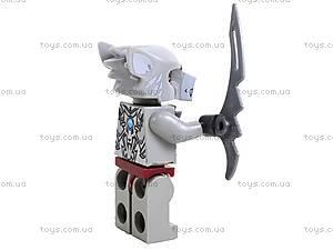 Набор героев «Chima» на чимациклах, M7001-9, toys