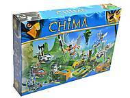 Набор героев «Chima» на чимациклах, M7001-9, фото