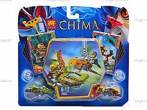 Набор героев Chima с чимациклами, RC70006
