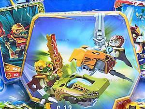 Набор героев Chima с чимациклами, RC70006, игрушки