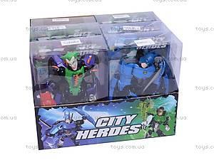 Набор героев для детей, 2012-34, toys
