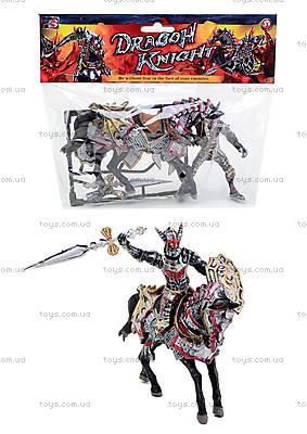Набор фигурок рыцарей Dragon Kinght, 8910-106