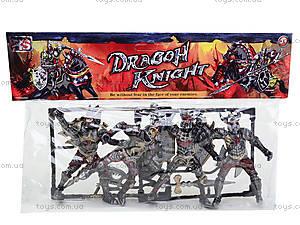 Набор фигурок героев Dragon Kinght, 8910-107, отзывы