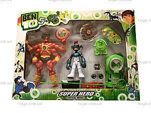 Набор героев из «Бен 10», SB216B, детские игрушки