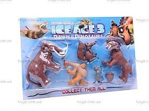 Набор героев «Ледниковый период», 12001, цена