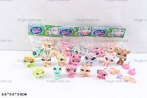 Набор героев Littlest Pet Shop, B104012