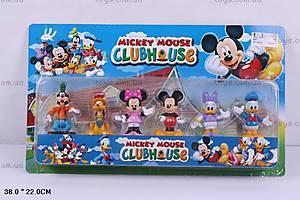 Набор героев Mickey Mouse, 8267