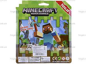 Набор героев Minecraft, 8908, фото