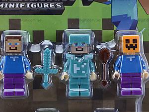 Набор героев Minecraft, 8908, цена
