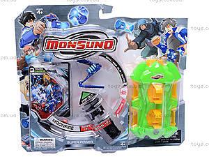 Набор героев Monsono, 539C, магазин игрушек
