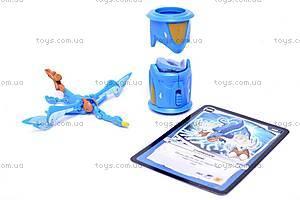 Набор героев Monsuno с карточками, ZS827, детские игрушки