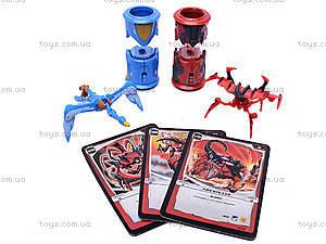 Набор героев Monsuno с карточками, ZS827