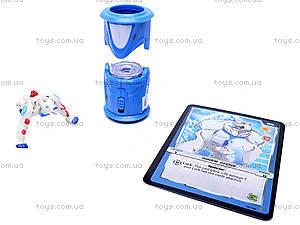 Набор героев Monsuno с карточками, ZS827, toys.com.ua