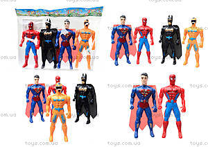 Игровой набор «Герои-мстители», 8823