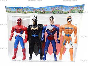 Игровой набор «Герои-мстители», 8823, отзывы