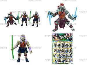 Набор героев мультфильма «Черепашки-ниндзя», 20071409214