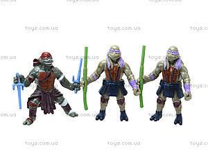 Набор героев мультфильма «Черепашки-ниндзя», 20071409214, игрушки