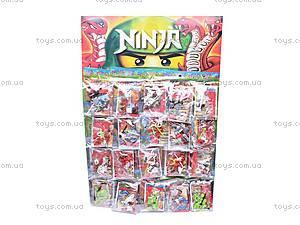 Набор героев «Ниндзя», 06217