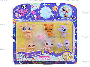 Набор героев PetShop, B10406D, купить