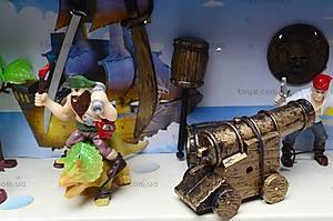Набор героев «Пираты», QR01-A6, фото
