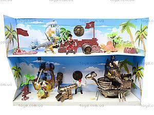 Набор героев «Пираты», QR01-A6, игрушки