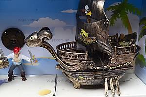 Набор героев «Пираты», QR01-A6, детские игрушки