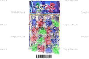 Набор героев «Пи-Джей Маски», 836484, купить