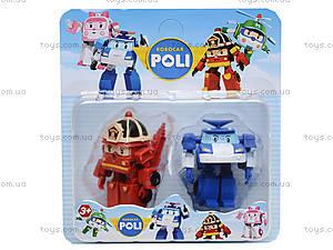 Набор героев «Робокар Поли», РО16509, фото