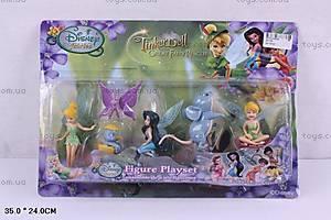 Набор героев Tinker Bell, 6 игрушек, 201106