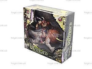 Набор игрушечных героев Undead, 8910-144, детские игрушки