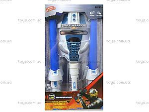 Игровой набор героя «Space Warrior», 868-22A, детские игрушки